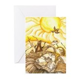 Ukrainian / English Easter Greeting Cards (20 Pk)