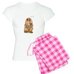 Retired Dog Women's Light Pajamas