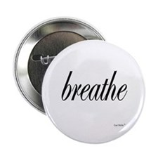 "Breathe 2.25"" Button (100 pack)"