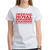 Official Royal Wedding Crashe  T