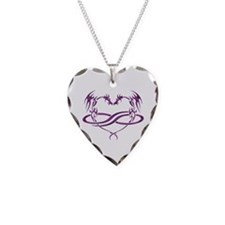 Unique Marriage Necklace Heart Charm