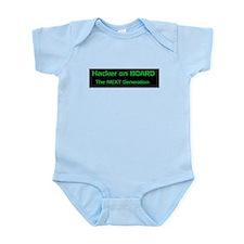 TRUE Hacker Baby Bodysuit