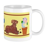 Spring has sprung! Dog Mug