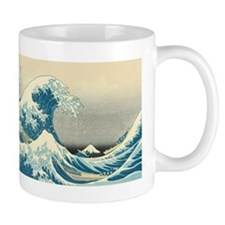 Hokusai Great Wave Mug