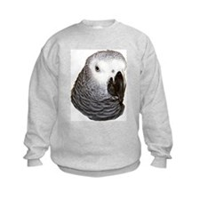 Congo African Grey Sweatshirt
