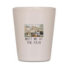 Country Fair Shot Glass