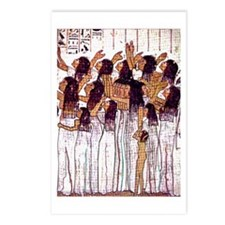 Weeping Egyptian Women -Postcards (Package of 8)