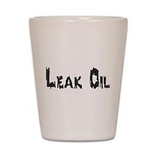 Leak Oil Shot Glass
