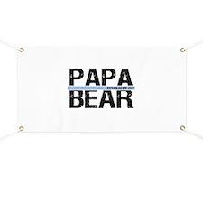Papa Bear 2011 Banner Banner
