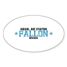 NAS Fallon Decal