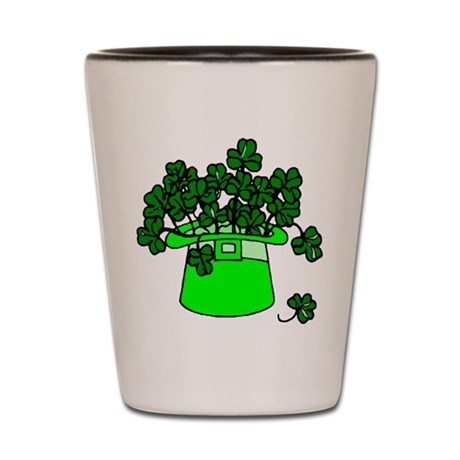 Leprechaun Hat Shot Glass