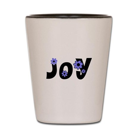 Joy Shot Glass