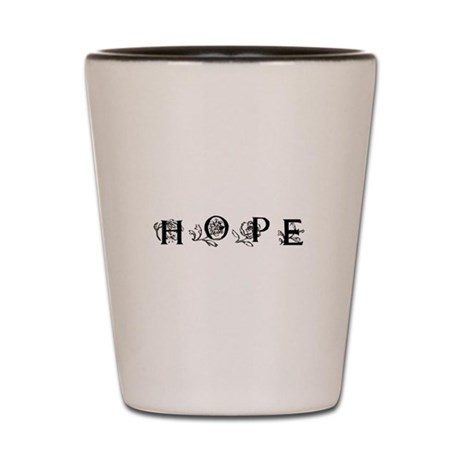Hope Shot Glass