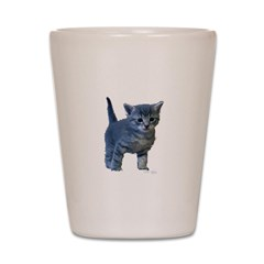 Kitten Shot Glass