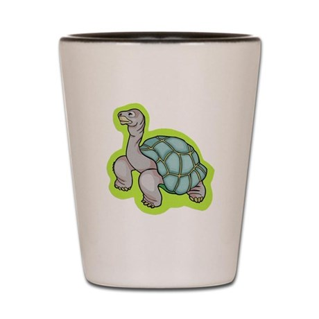 Little Turtle Shot Glass