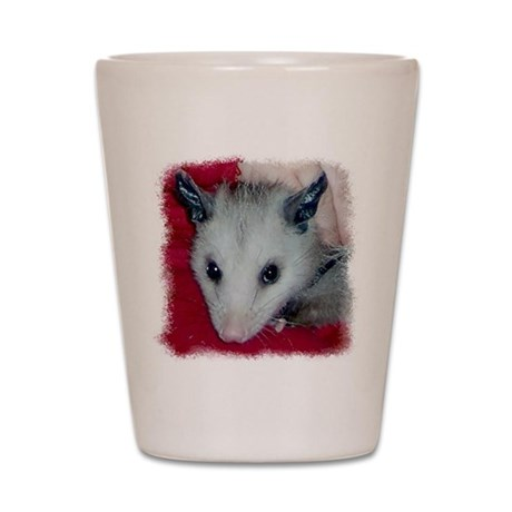 Little Possum Shot Glass