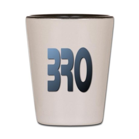 BRO Shot Glass