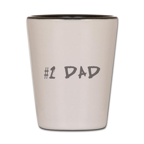 Dad Shot Glass