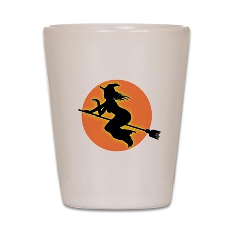Witch Moon Shot Glass