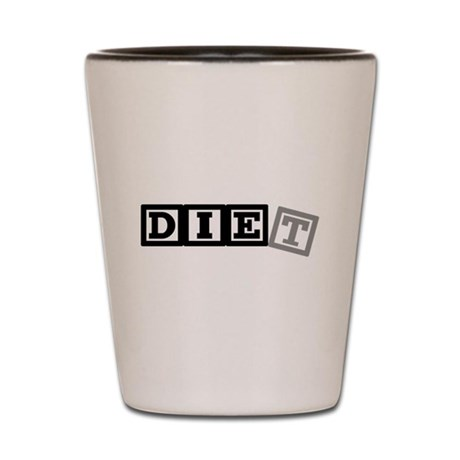 Diet Shot Glass