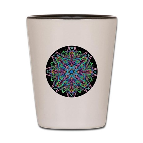 Kaleidoscope 005e Shot Glass