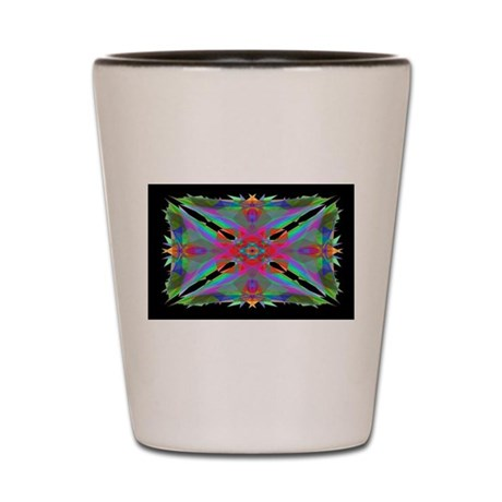 Kaleidoscope 000a Shot Glass