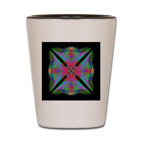 Kaleidoscope 000a2 Shot Glass