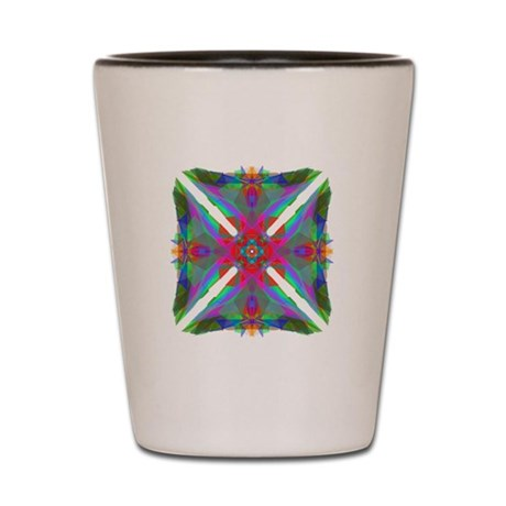 Kaleidoscope 000 Shot Glass