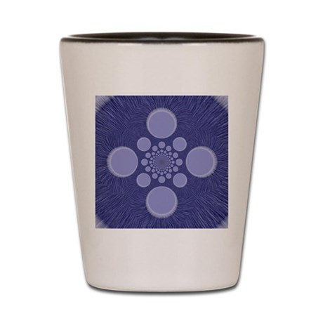Fractal Shot Glass