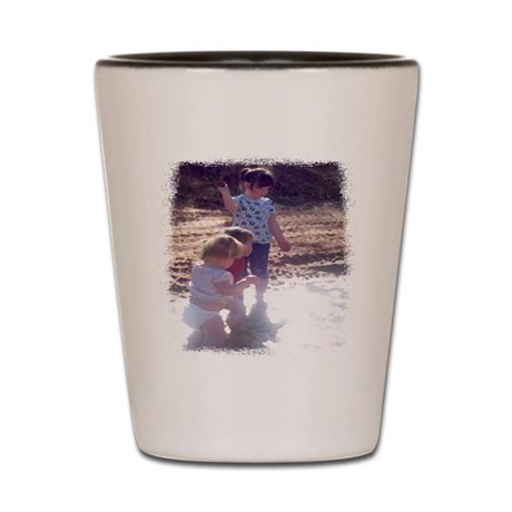 River Fun Shot Glass