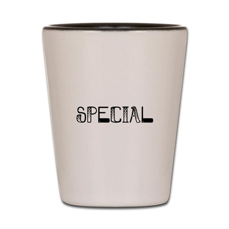 Special Shot Glass