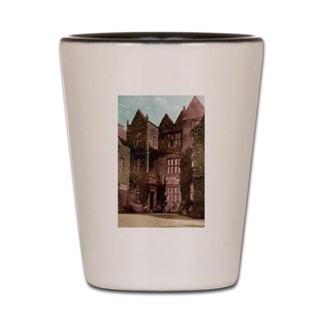 Stanton Court at West Point Shot Glass