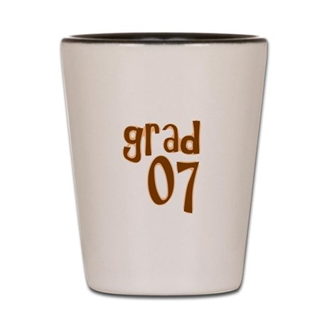 Grad 07 Shot Glass