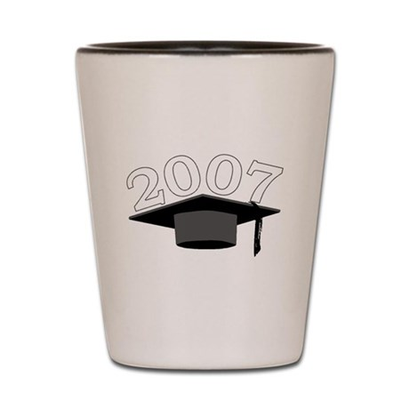 Class of 2007 Shot Glass