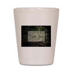 Woodland Trail Shot Glass