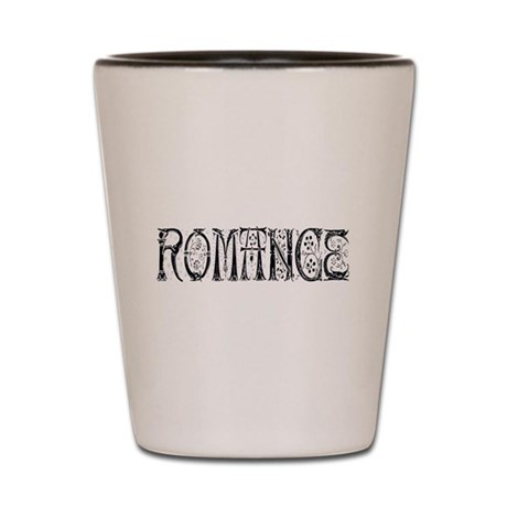 Romance Shot Glass