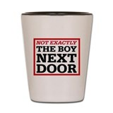 Dexter: Boy Next Door Shot Glass