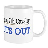 4th Squadron 7th Cavalry Mug