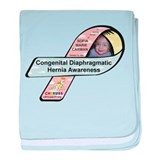 Sofia Marie Carman CDH Awareness Ribbon baby blank