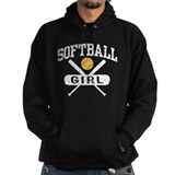 Softball Girl Hoody