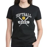 Softball Girl Tee