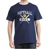 Softball Girl Tee-Shirt