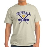 Softball Girl T-Shirt