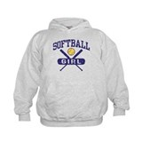 Softball Girl Hoodie
