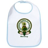 Buckley Clan Motto Bib