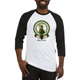 McCabe Clan Motto Baseball Jersey