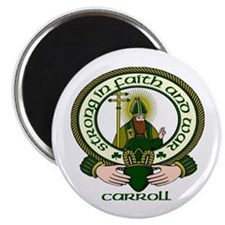"Carroll Clan Motto 2.25"" Magnet (10 pack)"