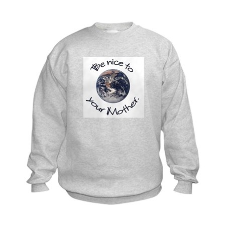 Be Nice Kids Sweatshirt