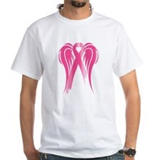 Breast Cancer Ribbon With Win Shirt