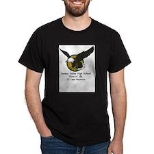 SVHS 20th Black T-Shirt